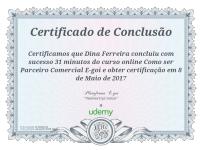 Certificação Parceiro E-Goi