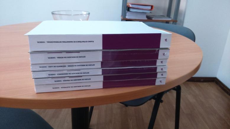 Estudos de mercado e planos de marketing