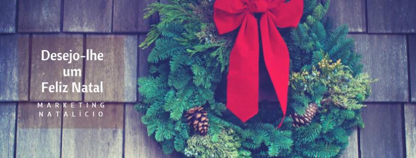 Desejo-lhe um feliz natal