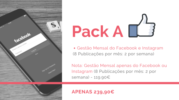 Gestão Mensal do Facebook e Instagram