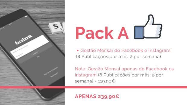 Gestão Mensal do Facebook e Instagram