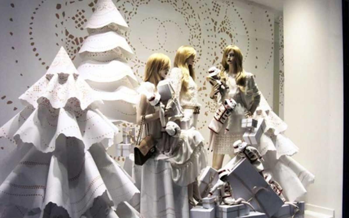 Montra de Natal 3