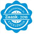 Profissional de excelência zaask 2018