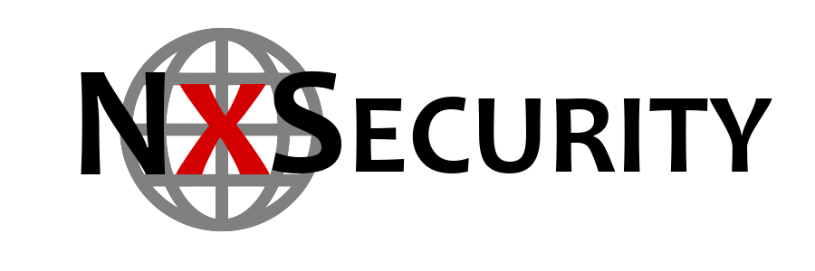 Logotipo nx security