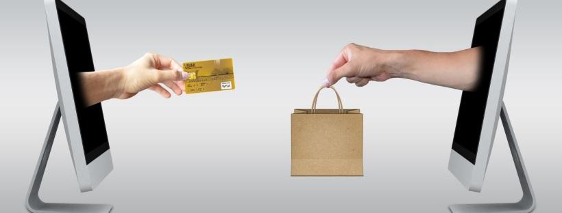 vendas na loja online