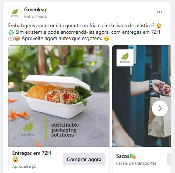 facebook ads para loja online