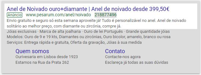 google ads pesquisa pesarum 4