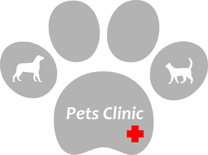 logotipo clinica veterinária