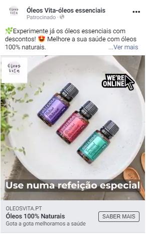 oleos vita facebook ads 2