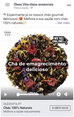oleos vita facebook ads